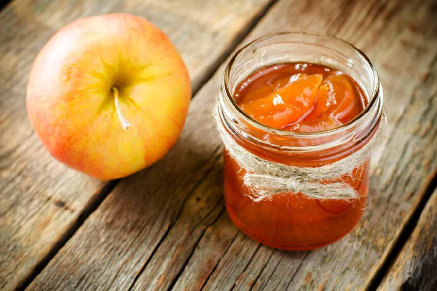 Low sodium apple chutney recipe