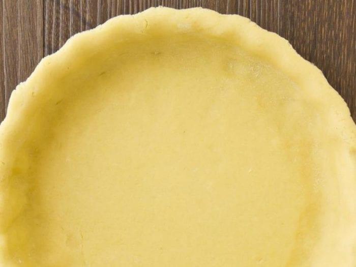 Low sodium pie crust recipe
