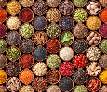Complete Herbs & Spices Pairing Guide