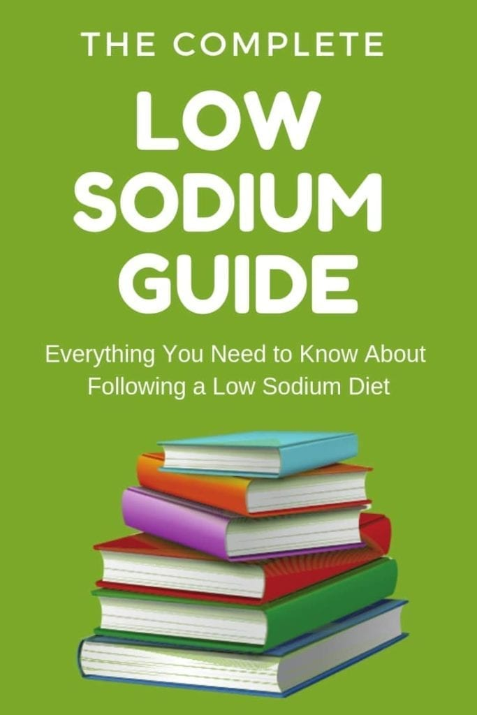 low sodium diet guide