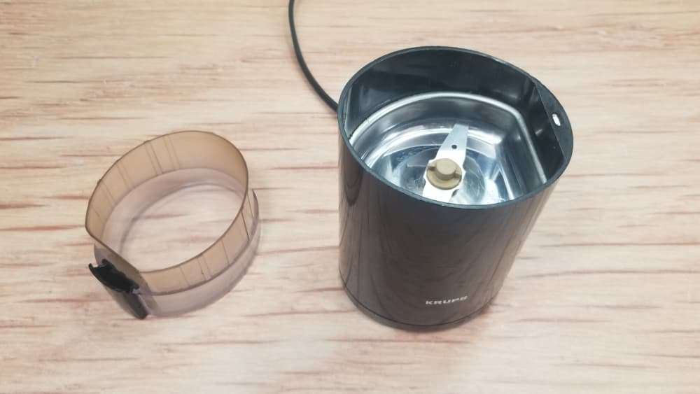 electronic spice grinder