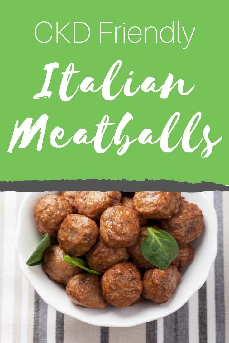 low sodium meatball recipe