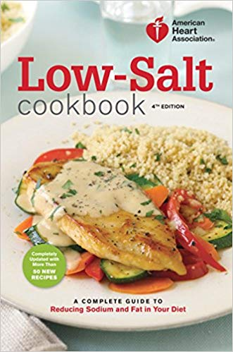 American heart association low sodium cookbook