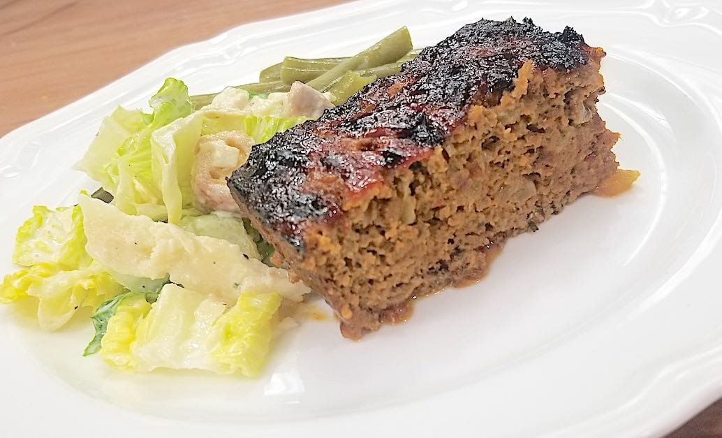 Low Sodium Turkey Meatloaf recipe