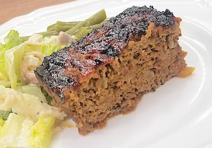 low sodium turkey meatloaf recipe