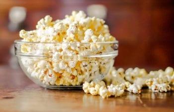 Plant-Based Snack - Popcorn